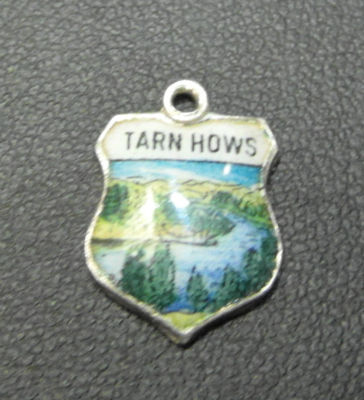 F90 Solid Silver The Picturisque Tarn Hows In The Lake